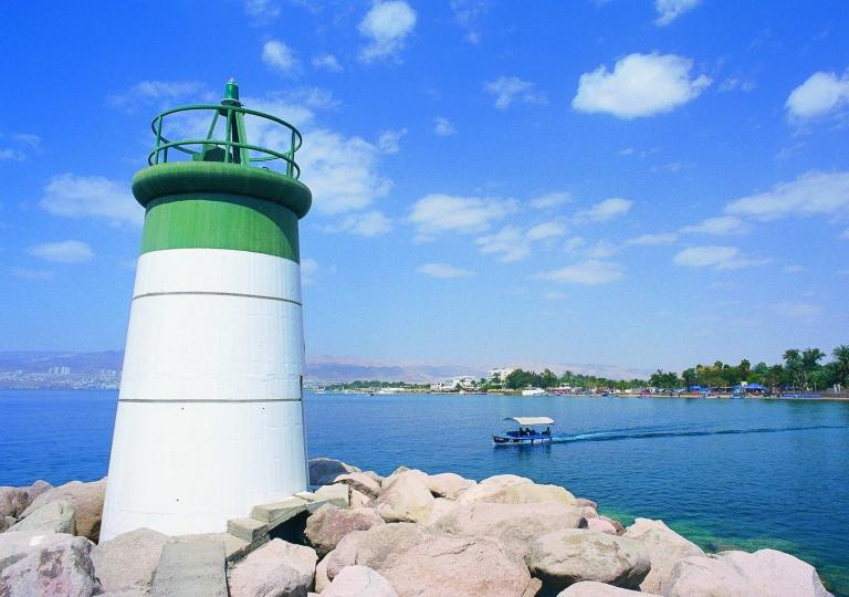 Jordan Tours - Gulf of Aqaba