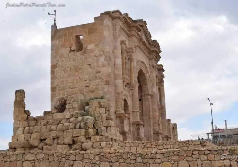 Jordan Tours - Jerash