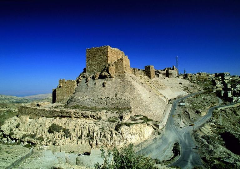 Jordan Tours - Karak Castle