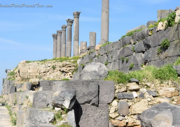 Jordan Tours - Umm Qais