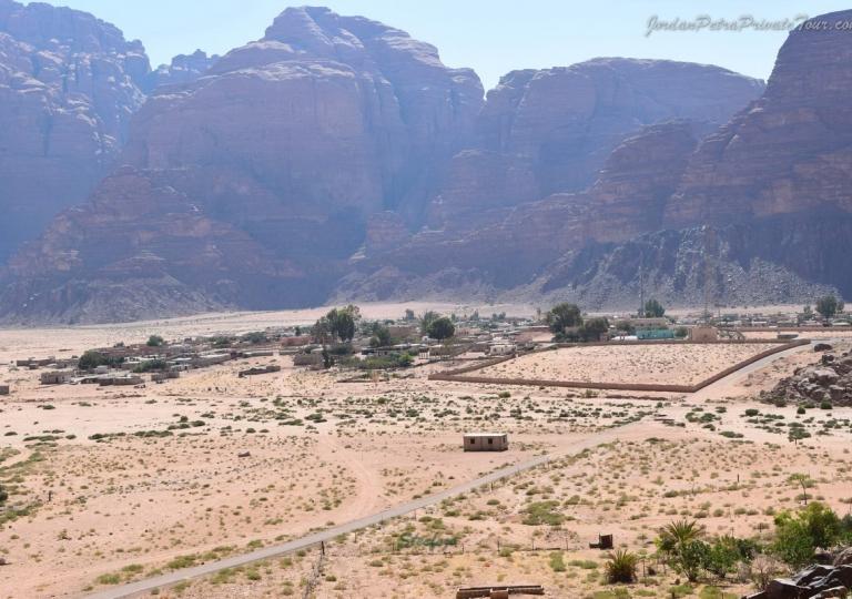 Jordan Tours - Wadi Rum